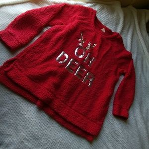 """""""Oh Deer"""" Ugly Christmas Sweater XXL"""